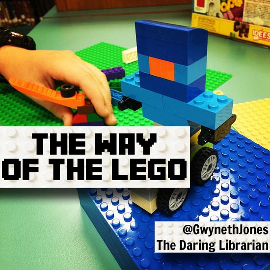 The Way Of The Lego