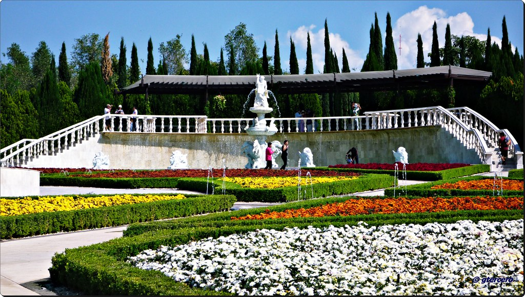 Jardines de m xico jardin italiano jojutla morelos m x for Jardines mexico