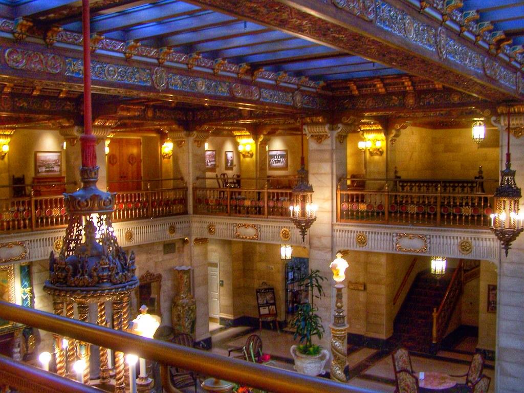 Onasill Bill Badzo Spokane Washington Davenport Hotel