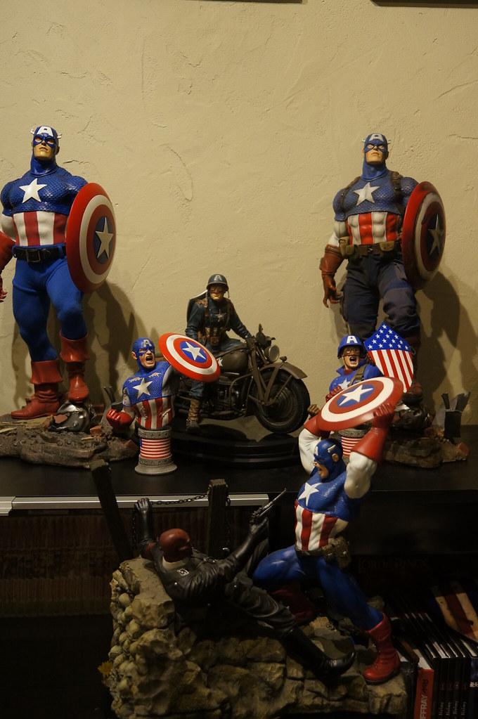 Custom Captain America Premium Format  24904074654_4343354ccb_b