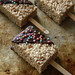 Chocolate Dipped Rice Krispie Treats Bars