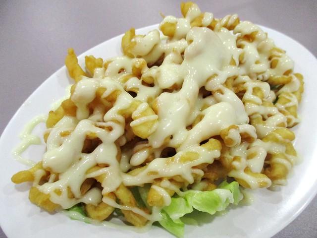 Nice House salad sotong