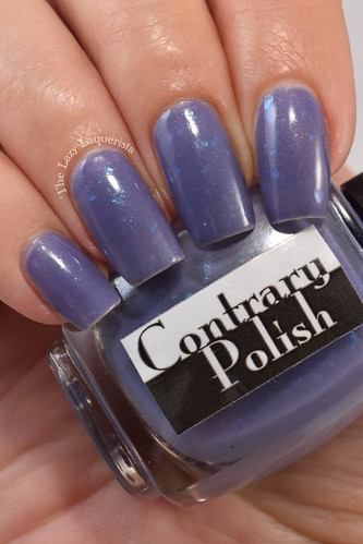 Contrary Polish Swatch