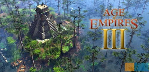 Age of Empires III piramide antigua