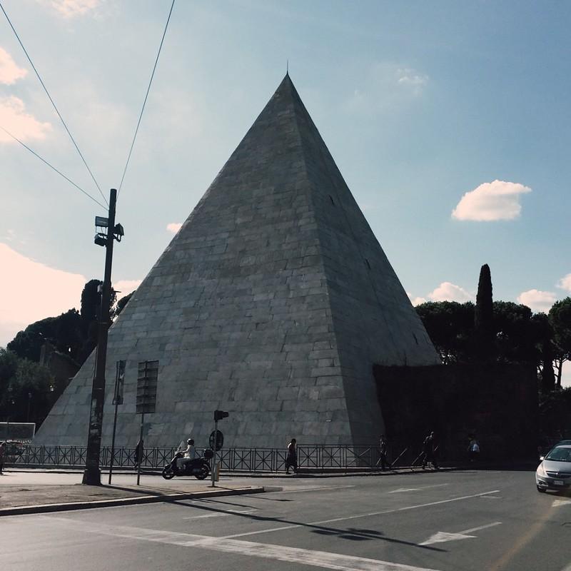 塞斯提伍斯金字塔