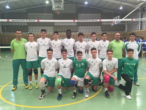 AionSur 25635480454_276e9713ee_d Tres jóvenes del CV Arahal se proclaman campeones de España con Andalucía Deportes