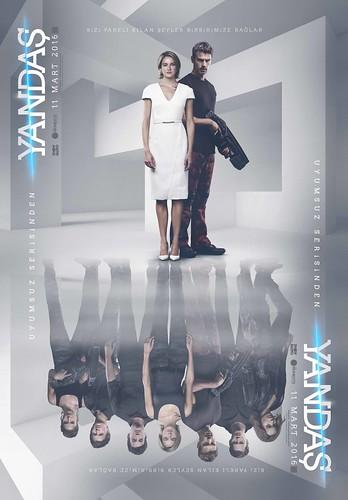 Uyumsuz Serisinden: Yandaş - The Divergent Series: Allegian (2016)