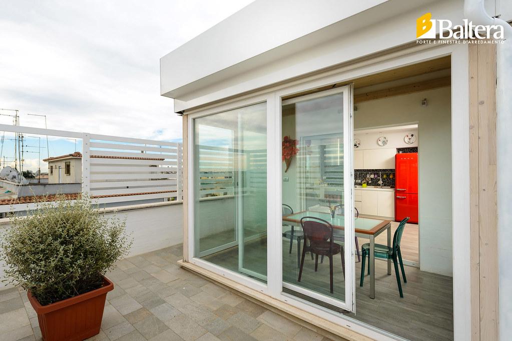 Serra bio terrazza baltera porte e finestre flickr - Porte e finestre ostia ...