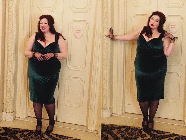big hips red lips wear your voice mag influential blogger list plus size fashion
