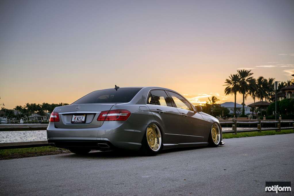 Mercedes benz e350 forged rotiform scr 10 instagram for Mercedes benz instagram