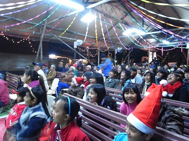 聖誕節各教會不同熱鬧氣氛