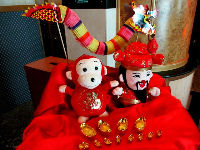 Chinese New Year deco