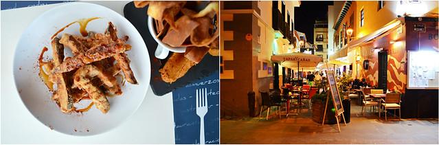Puerto de la Cruz Restaurant Montage 6