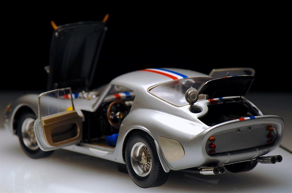 Master Ferrari 250 Gto 1963 Le Mans Make Up Kit Built By