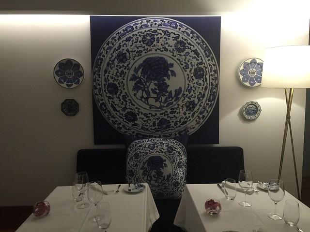 Restaurante ANFORA (Hotel Palacio do Governador, Lisboa)
