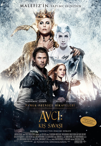 Avcı: Kış Savaşı - The Huntsman: Winter's War (2016)