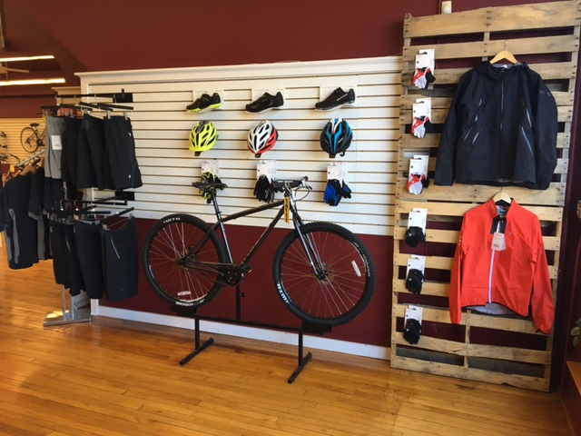 Pedal Power Middletown Wall Display