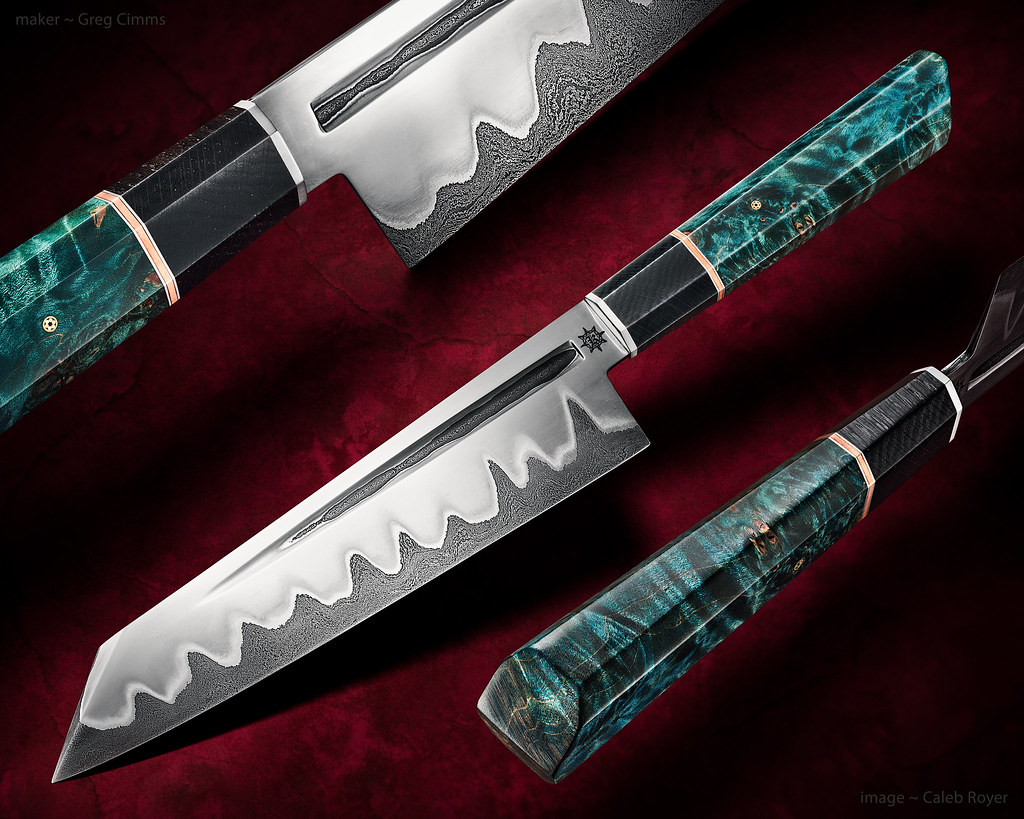 Greg Cimms San Mai Kiritsuke Knifedogs Com Forums