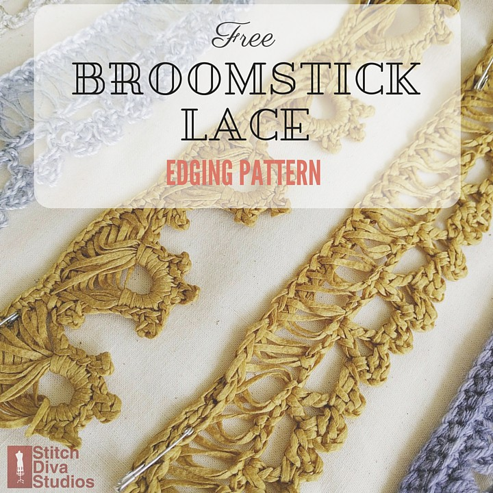 Blog Broomstick Lace For Stunning Edgings Free Pattern