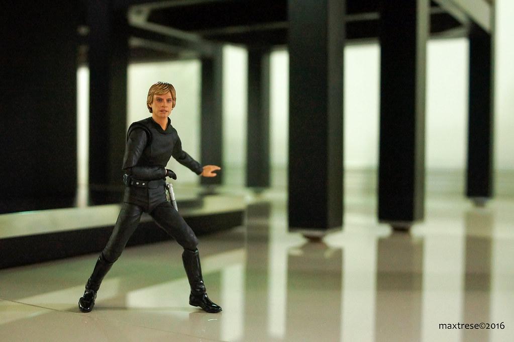 SH FIguarts Luke Skywalker of Star Wars