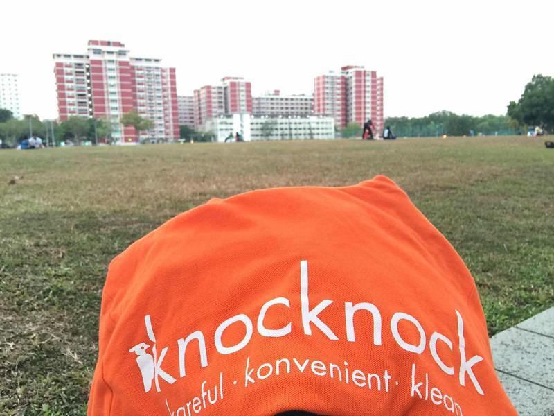 Laundry ebusiness KnocKnock kicks off