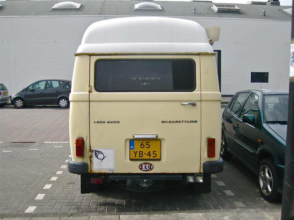 1975 mercedes benz l206d campervan originally introduced for Mercedes benz campervan usa