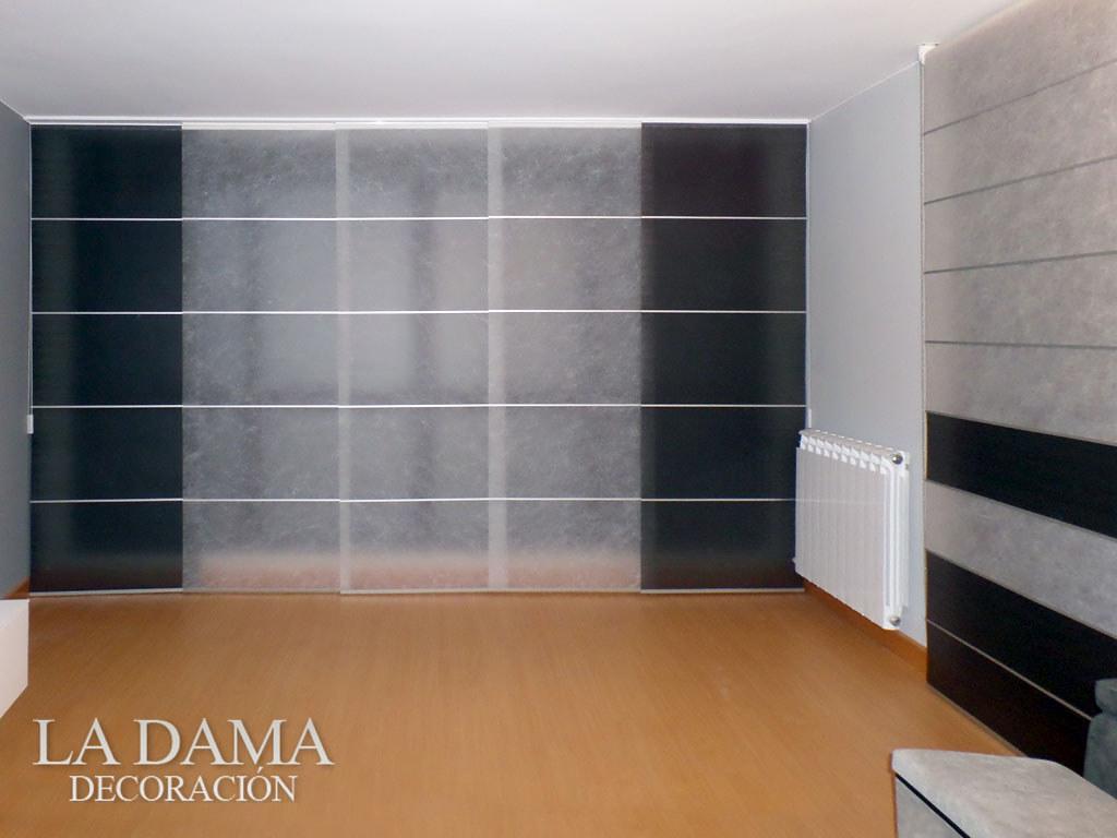 Cortinas modernas para sal n fotograf a de cortinas for Cortinas modernas salon