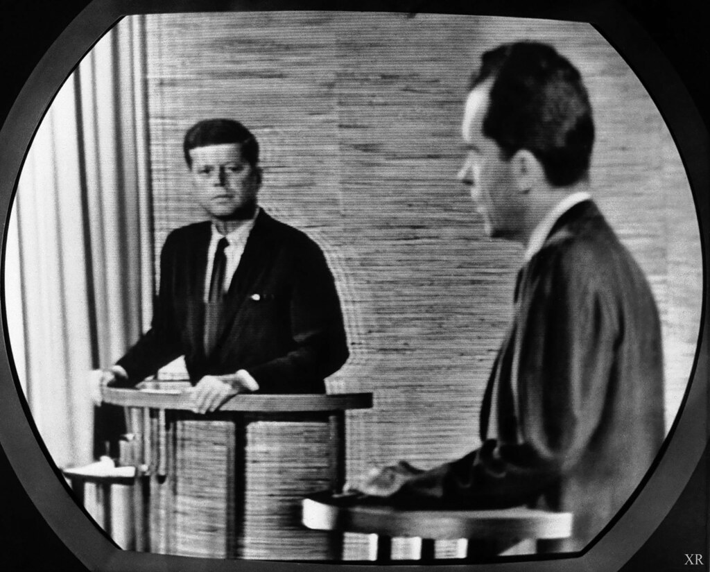 an analysis of the 1960 presidential campaigns between john f kennedy and richard nixon Fifty years ago, on sept 26, 1960, john f kennedy and richard nixon squared off in the first-ever televised general-election presidential debate.