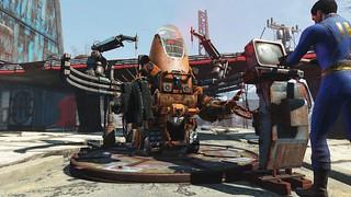 Дополнение Automatron для Fallout 4 выходит на следующей неделе