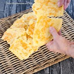 Manchego Crackers