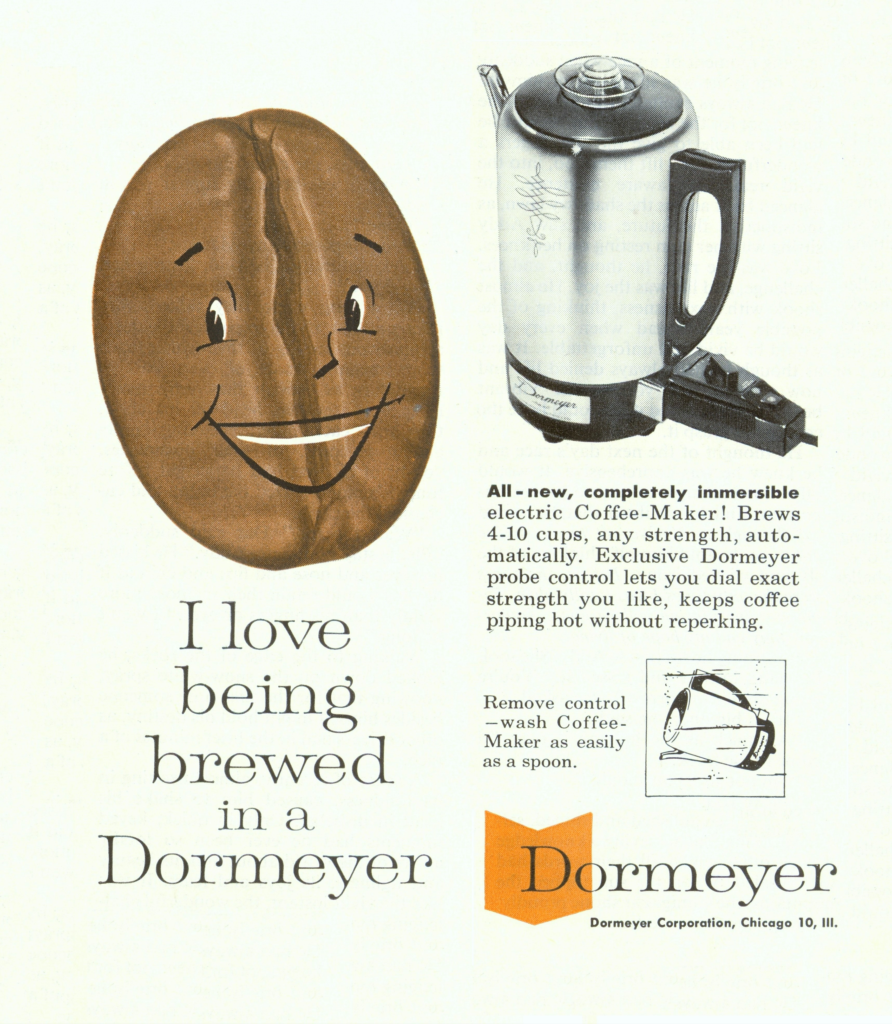 Dormeyer Corporation - published in The Saturday Evening Post - October 1959