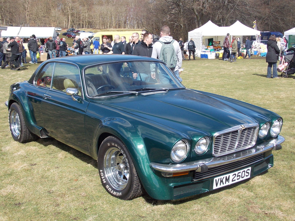 Steed's 1977 Broadspeed Jaguar XJ12 Series II Coupé - The ...