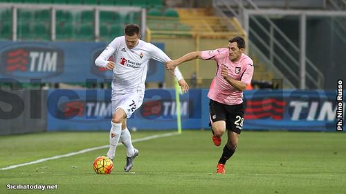 Palermo, Epifania amara: è 1-3 con la Fiorentina$