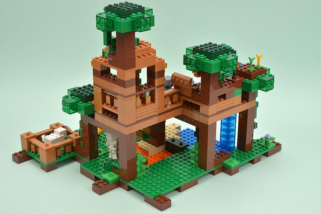 Brick Builder Lego Avion City