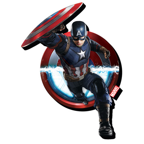 Gear Up For Captain America Civil War With The Latest