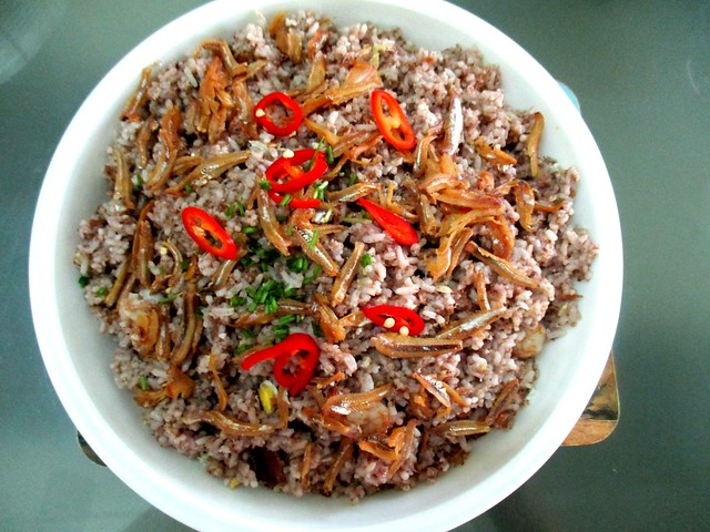 Dabai fried rice
