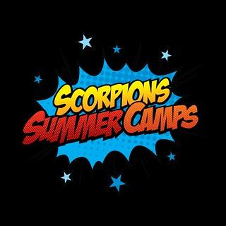 scorpions beach camps