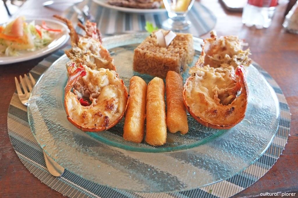 Seafood Baru Colombia