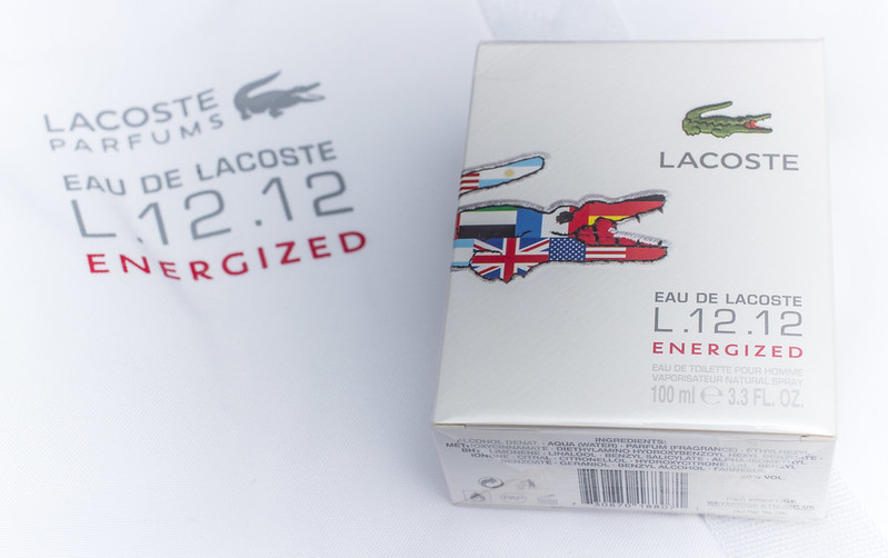 12 Editioneau 12 Lacost L The One About Energized Lacoste De Yf76ygvb