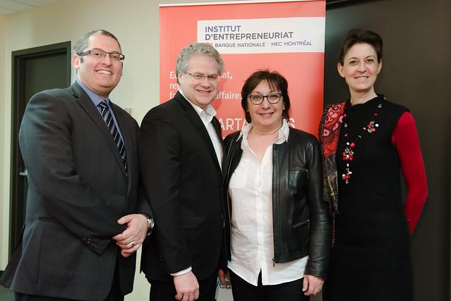 Visite de la Ministre Pinville - 22 mars 2016