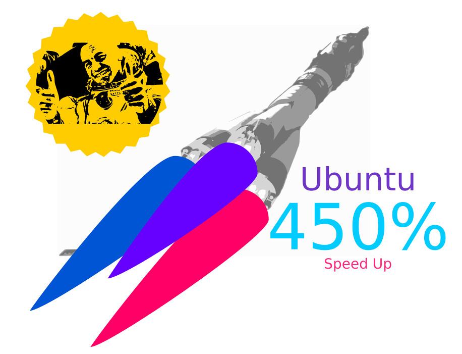 Ускорить Ubuntu