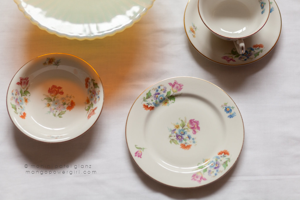 Tea Time Dishes