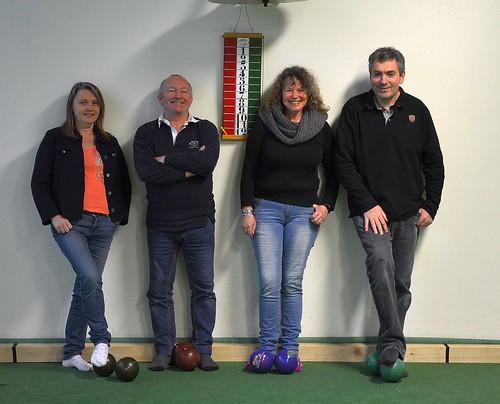 06/03/2016 - Plijadur da c'hoari (Guérande) : Concours interne de boules plombées en doublettes mêlées