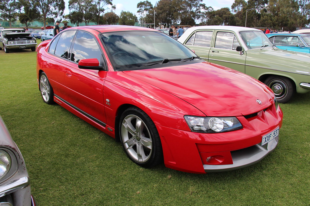 2003 Holden Hxv Vy Commodore Clubsport Sedan The Vy