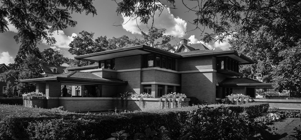 Meyer May House By Frank Lloyd Wright Rdmegr Flickr