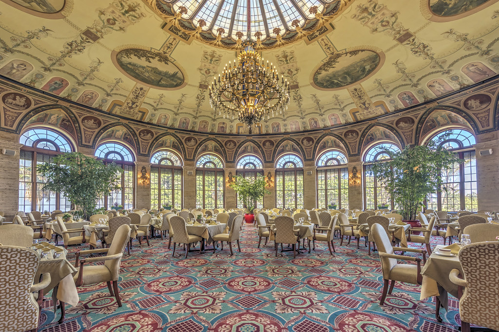 The breakers hotel palm beach dining room 2 www for Dining room d house of commons