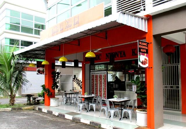 Islamic Nyonya Kafe, branch