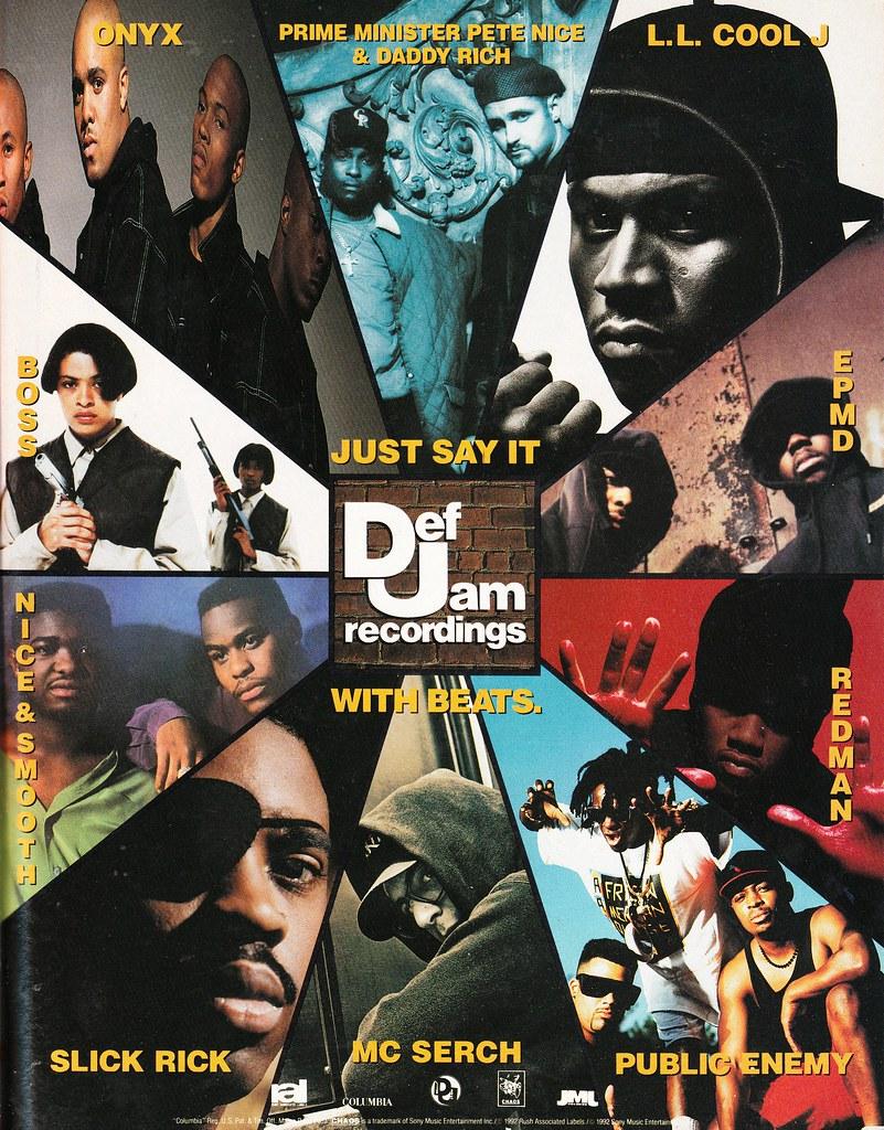 Def Jam ad