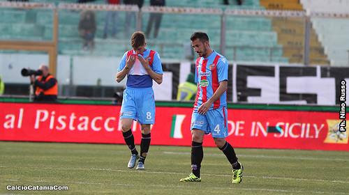 Foggia-Catania 3-0: Disarmante inferiorità$
