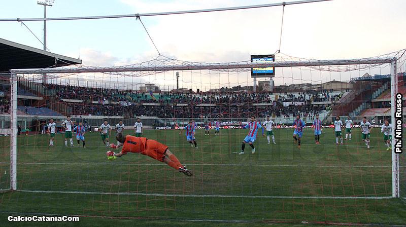 Catania-Monopoli, precedenti: uno 0-0 firmato Matteo Pisseri